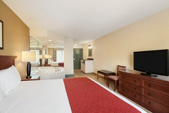Country Inn & Suites By Carlson, Rochester-Henrietta: Suite