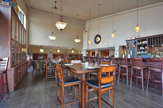 Pembroke, كندا: Westwinds Restaurant