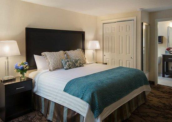 Kennebunk, Μέιν: guest room