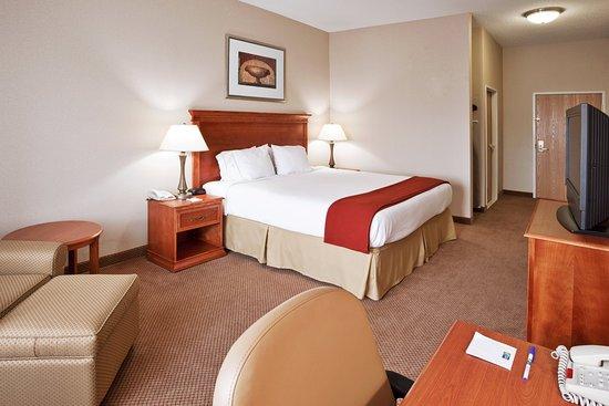 Utica, MI : King Guest Room