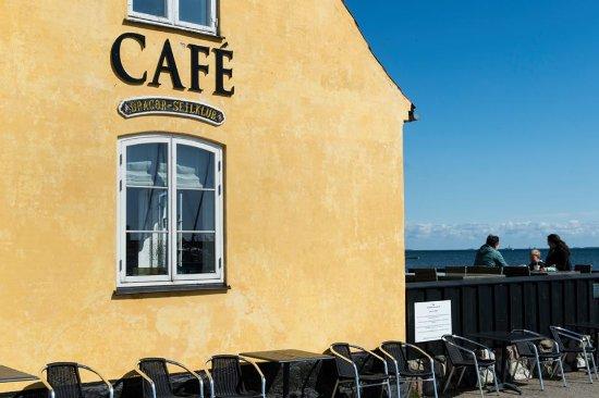 Dragoer, Denmark: Cafe Dragør Sejlklub