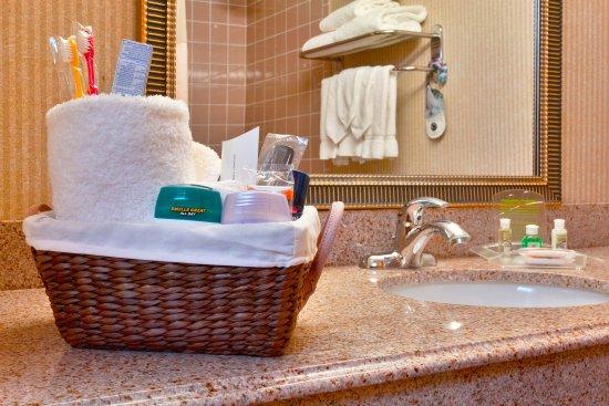 Hopkinsville, KY: Bathroom Amenities