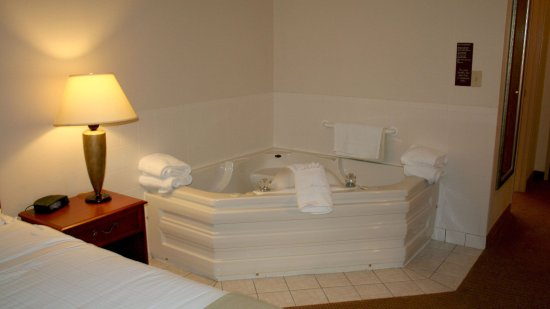 Portage, IN: Jacuzzi Suite