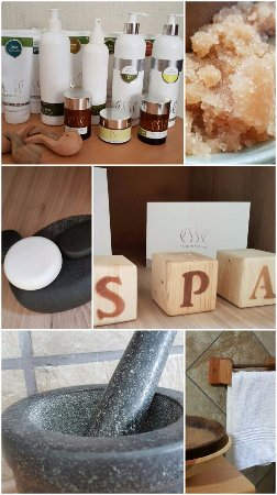 Marloth Park, Afrique du Sud : Slide Health Spa