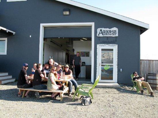Palmer, AK: Summertime at Arkose!