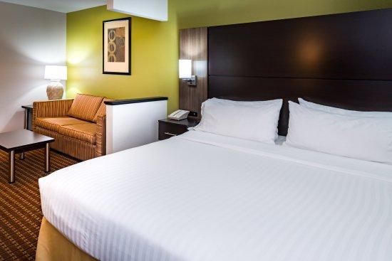 Holiday Inn Express Bucyrus: Executive Room