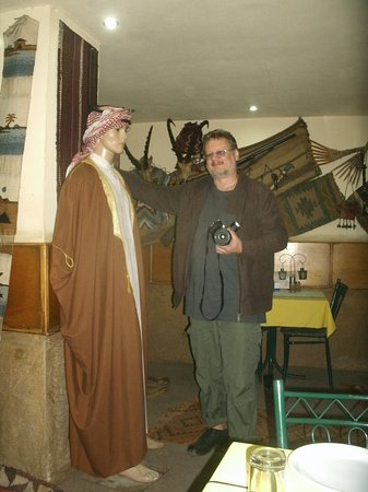 Karak, Jordanië: интерьер