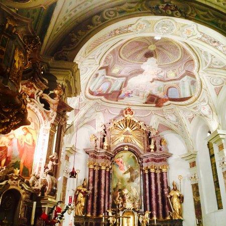 Roccamonfina Regional Park, Italia: Pfarrkirche