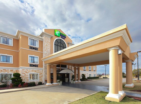 Holiday Inn Express Greenville Tx, near Greenville Sports Complex