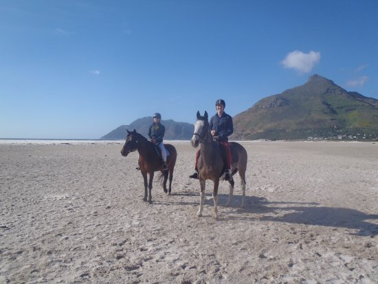 Noordhoek, South Africa: backdrop
