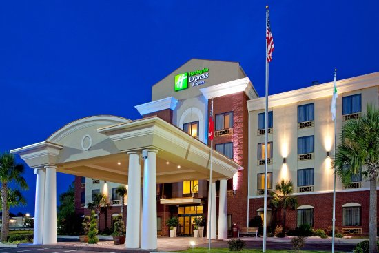 Holiday Inn Express Hotel Suites Douglas Ga Exterior