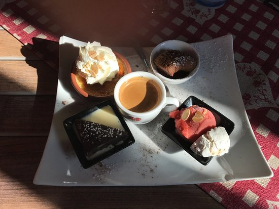 Roppenheim, Francja: Café Gourmand