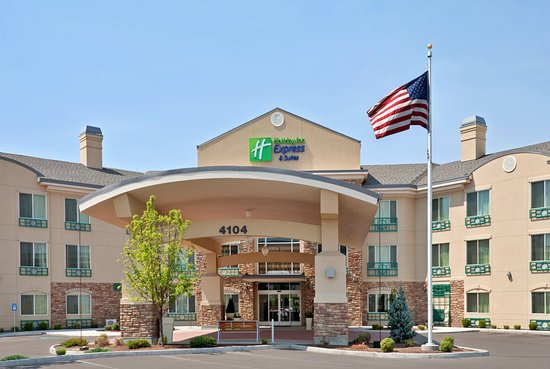 Holiday Inn Express & Suites Nampa at the Idaho Center : Hotel Exterior
