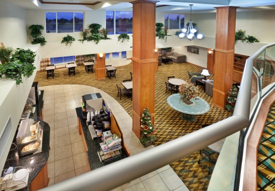 Holiday Inn Express & Suites Nampa at the Idaho Center : Breakfast Area