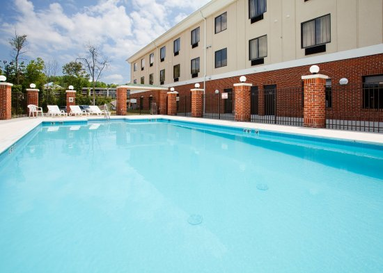 Holiday Inn Express Suites Greensboro East Updated 2017