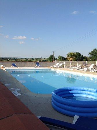 Pool - Picture of La Baudonniere, Monsireigne - Tripadvisor