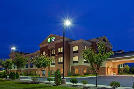 Chestertown, MD: Hotel Exterior