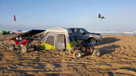 Oceano Dunes State Vehicular Recreation Area Camping Is Awesome During The Week When It