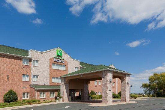 Grasonville, MD: Hotel Exterior