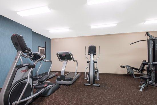 Williston, North Dakota: Fitness Center
