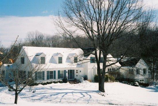 Newton, NJ: Winter at the Wooden Duck