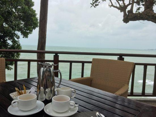 Banyan Tree Bintan: Afternoon tea at the TreeTops