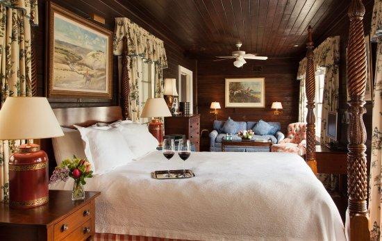 Goodstone Inn & Restaurant: Goodstone Rooms Carlyle Jr. Suite
