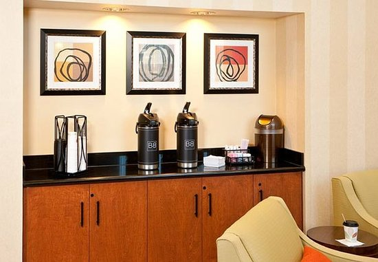 Millbrae, Kalifornien: Coffee Station