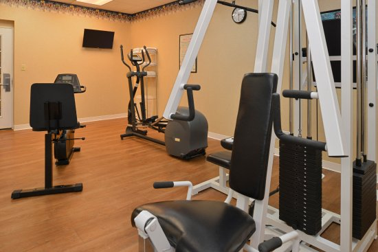 Collinsville, VA: Fitness center