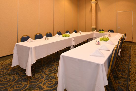 Collinsville, VA: Meeting room