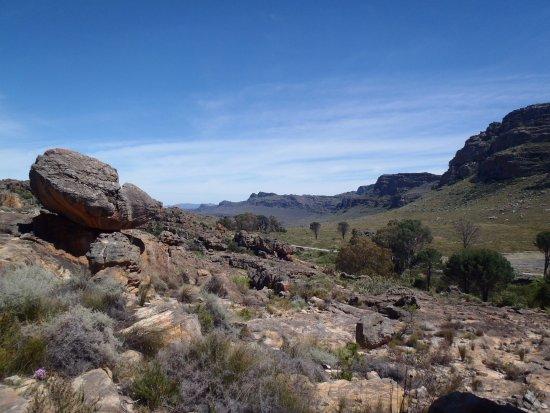 Clanwilliam, África do Sul: boulders