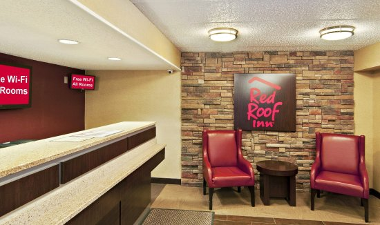 Red Roof Inn Farmington Hills: Lobby