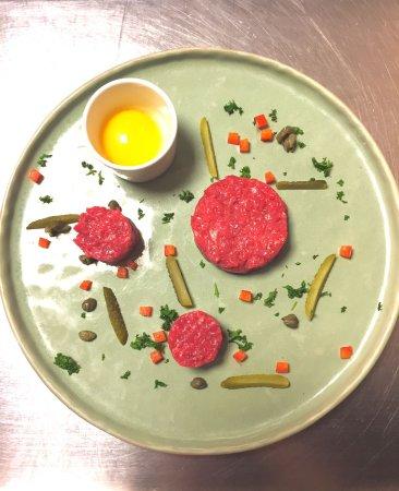 Hoek van Holland, The Netherlands: Steak Tartaar