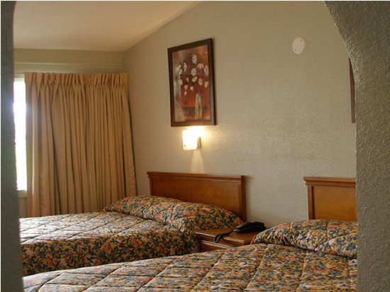 Red Carpet Inn features 50 rooms • Premium movie channels • Microwaves & minifridges in guestrooms • Non-smoking rooms avail. • Lounge on premises • Guest laundry facilites on premises • Truck & RV parking • Restaurants nearby.