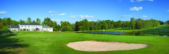 Francestown, NH: Golf Course - Crotched Mountain