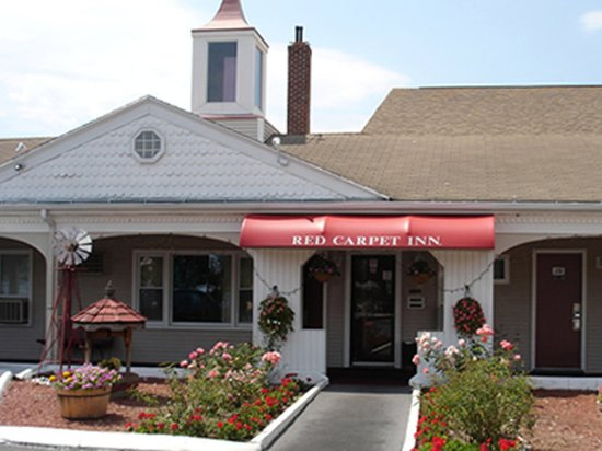 Red Carpet Inn West Springfield: RMAWSExterior
