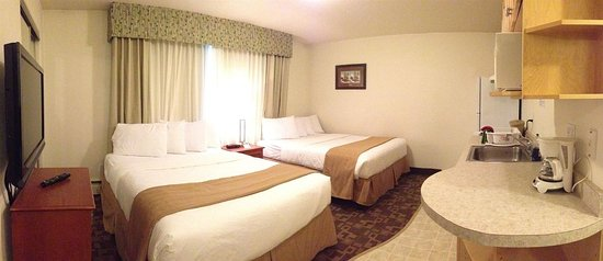 Wasilla, AK: Guest room - Double Queen