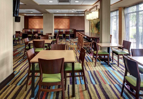 Oxford, ألاباما: Breakfast Area