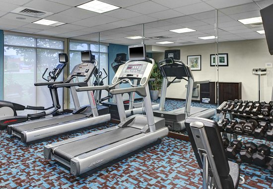 Oxford, ألاباما: Fitness Center