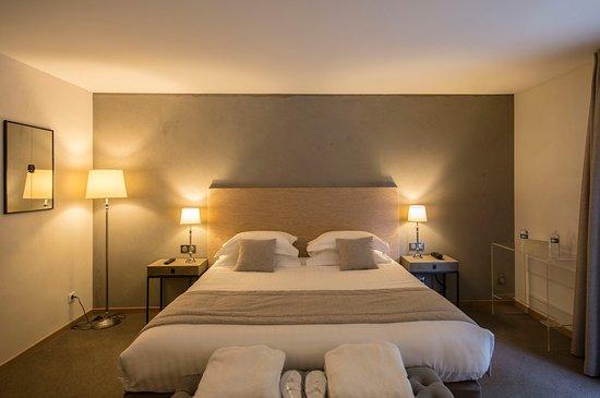 Le Tronchet, France: Chambre avec terrasse rez-de-chaussée