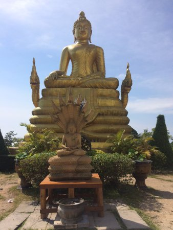 Chalong, Tailândia: Golden Buddha