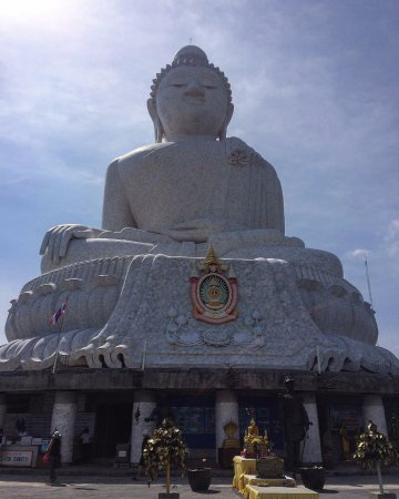 Chalong, Tailândia: The Big Buddha