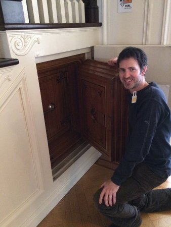 George Eastman Museum : Opening a secret vault!