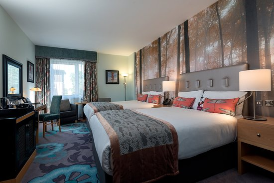 Crowne Plaza Hotel Dublin Airport: Double Bed Guest Room
