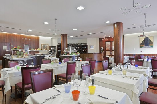 Quarto D'Altino, İtalya: Restaurant