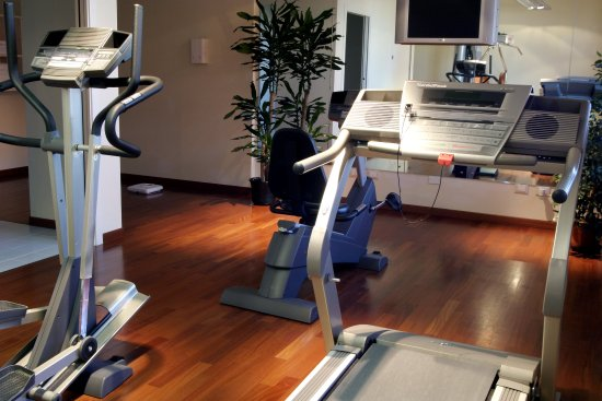Quarto D'Altino, Italien: Mini-gym