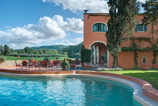 Villa la massa updated 2017 hotel reviews price comparison province of florence tuscany for Hotels in bologna italy with swimming pool