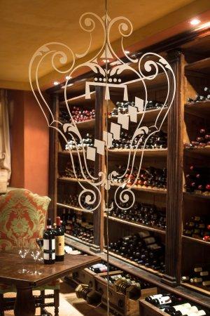 Candeli, Italy: The Cellar