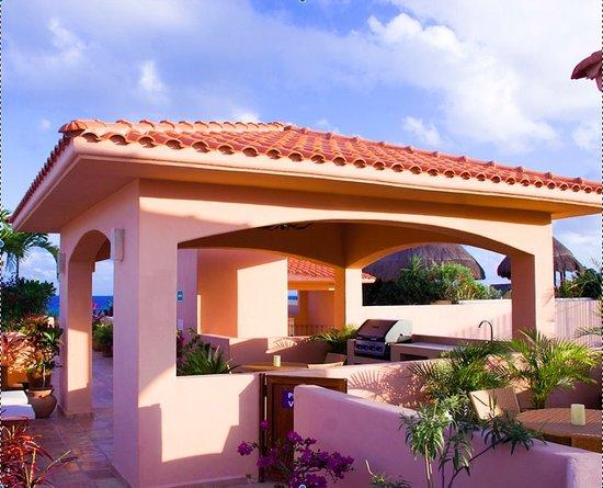 Acanto Hotel & Condominiums: Studio Penthouse Roof Top area