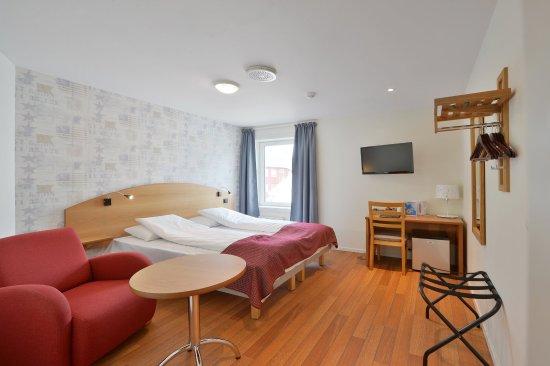 Kristiansund, Norvège : Doubleroom